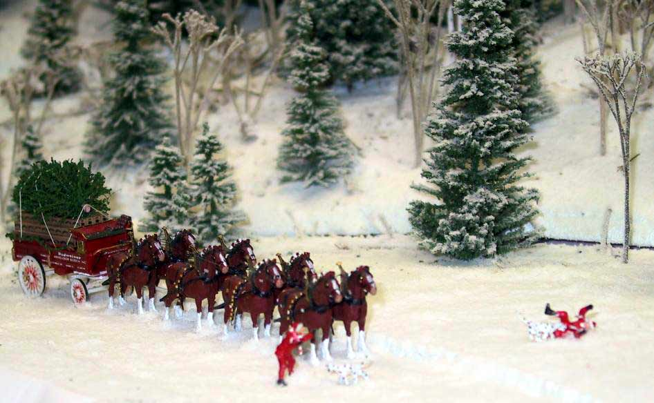 A Clydesdale Christmas