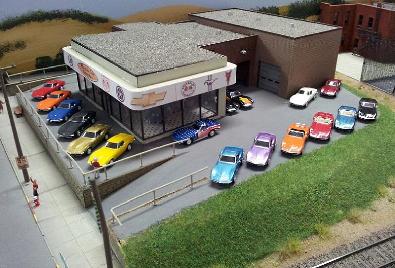 Corvette Dealership
