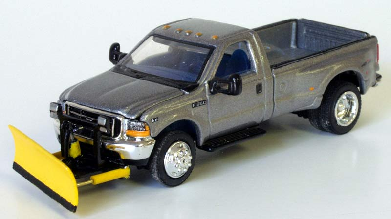 Ford F350 Accessories >> Ford F-350 With Snowplow