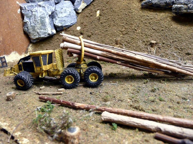 Cat Logging Equipment Toys