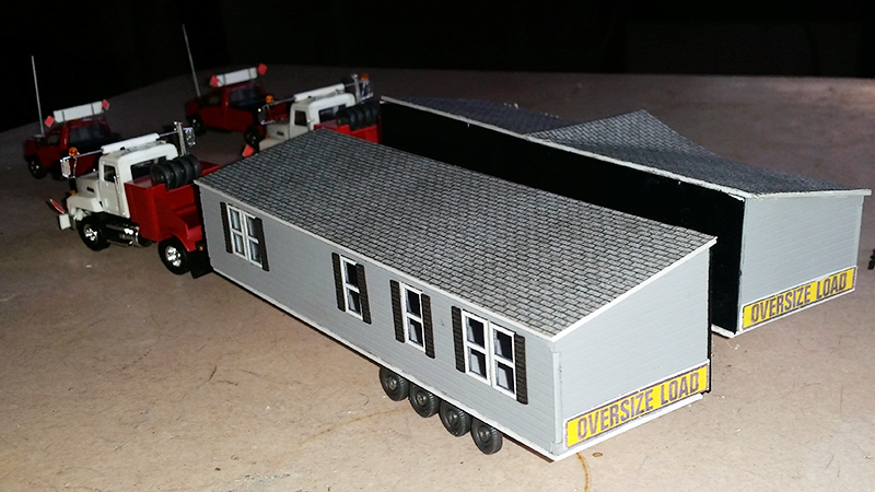 Mack CH Mobile Home