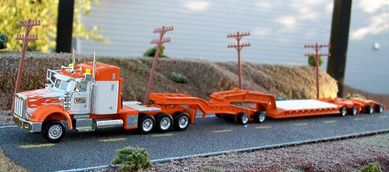 Peterbilt Dump Truck >> Peterbilt 367 Truck Tractor & Heavy Haul Lowboy